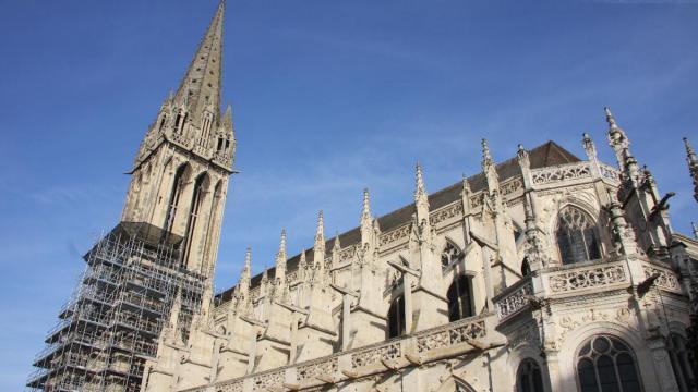 Notre vue : L'église Saint Pierre