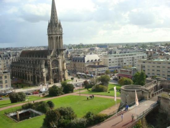 Découvrez notre belle ville de Caen !