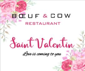 BOEUF AND COW / SAINT VALENTIN 2021